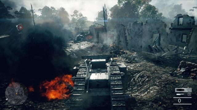 Game đề tài chiến tranh: Battlefield 1