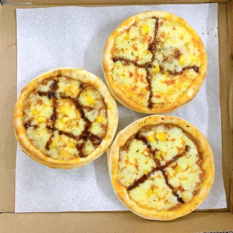 Bầu Pizza Hạ Long