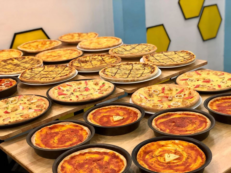Bầu Pizza Lạng Sơn