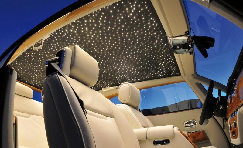 Bầu trời sao cho Rolls-Royce: 12.350 USD