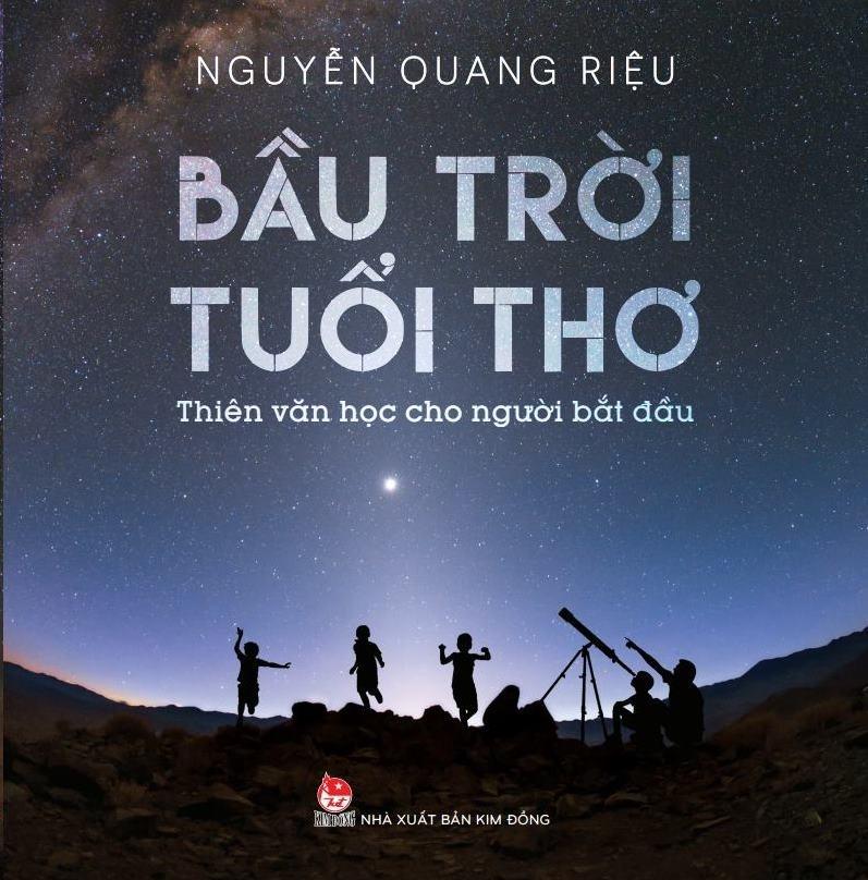 Bầu Trời Tuổi Thơ là một trong những cuốn sách nổi tiếng viết về thiên văn học