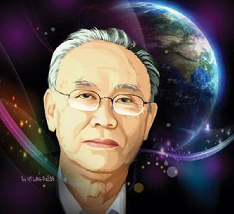 Giáo sư – Nhà khoa học Nguyễn Quang Riệu.