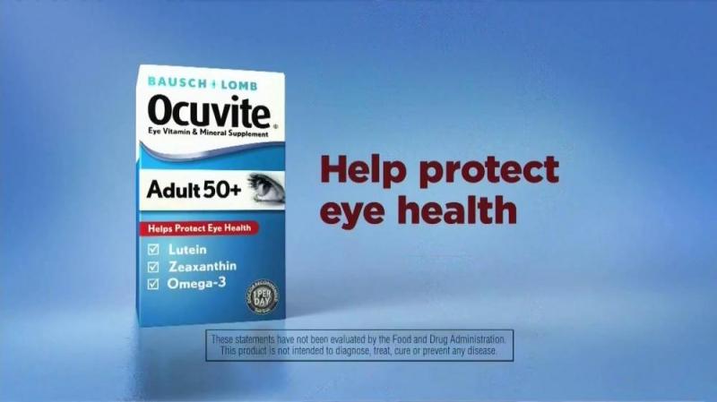 Bausch & Lomb Ocuvite Adult 50 +
