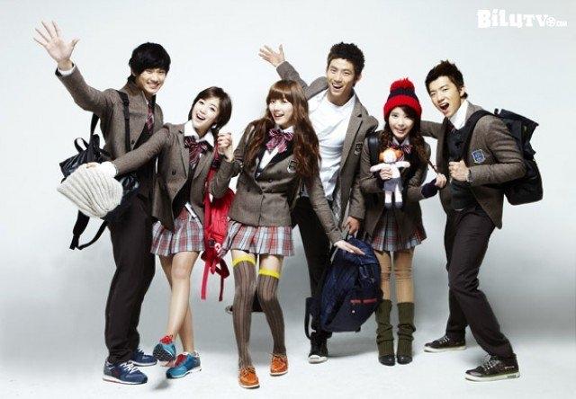 Bay cao ước mớ 1 - Dream high1 (2011)
