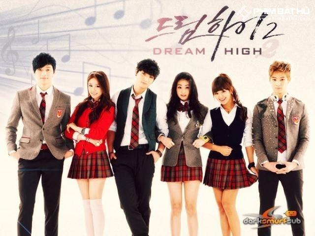 Bay cao ước mơ - Dream high 2 (2016)