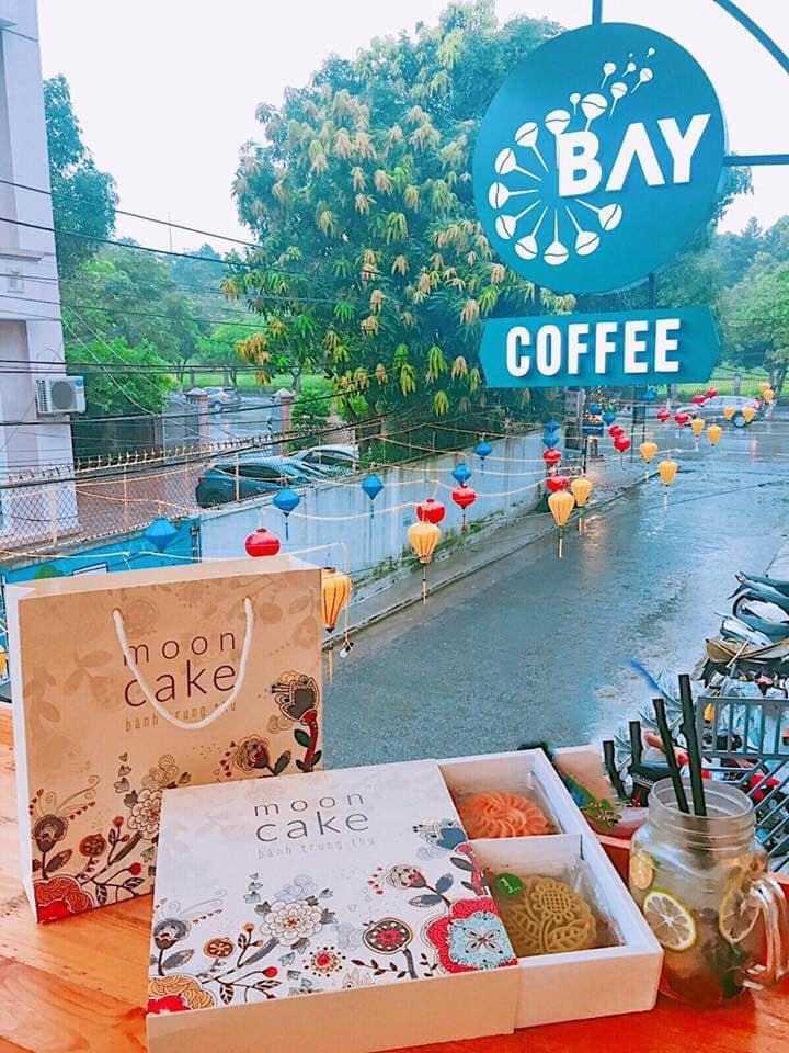 View cực chất tại BAY coffee (Nguồn: Fanpage: BAY coffee)