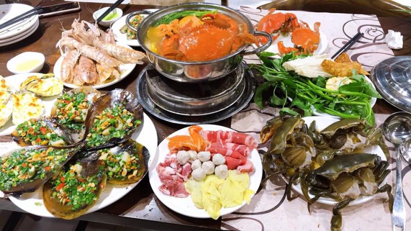 Bay Seafood Buffet Hồ Gươm