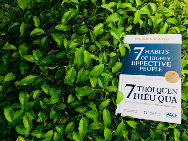 Bảy Thói Quen Của Người Thành Đạt – Stephen R. Covey