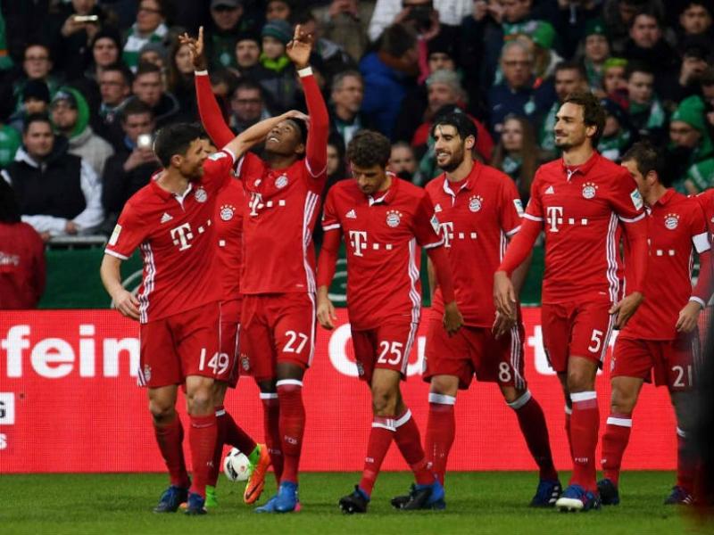 Bayern là đội trả lương cao nhất Bundesliga