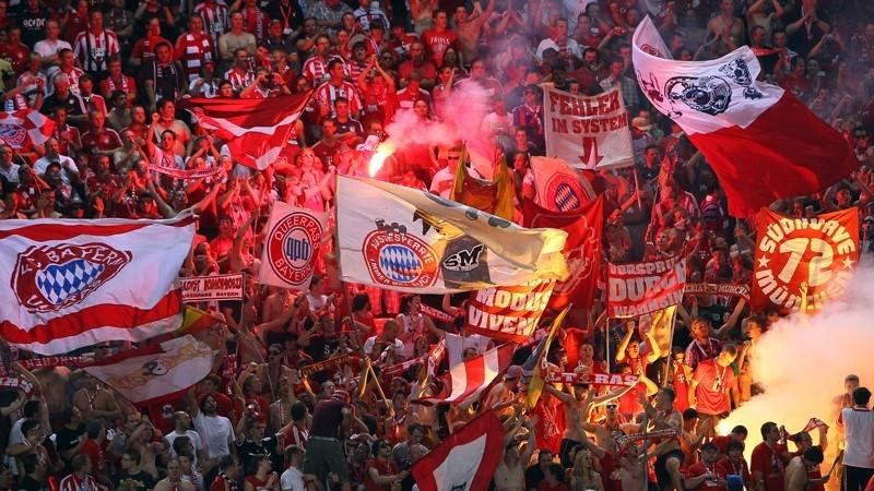 Cổ động viên của Bayern Munich