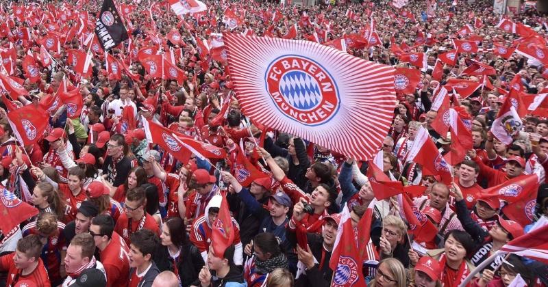 Bayern là đội bóng số 1 ở Đức