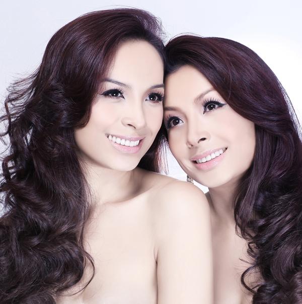 Cựu người mẫu Thúy Hằng - Thúy Hạnh