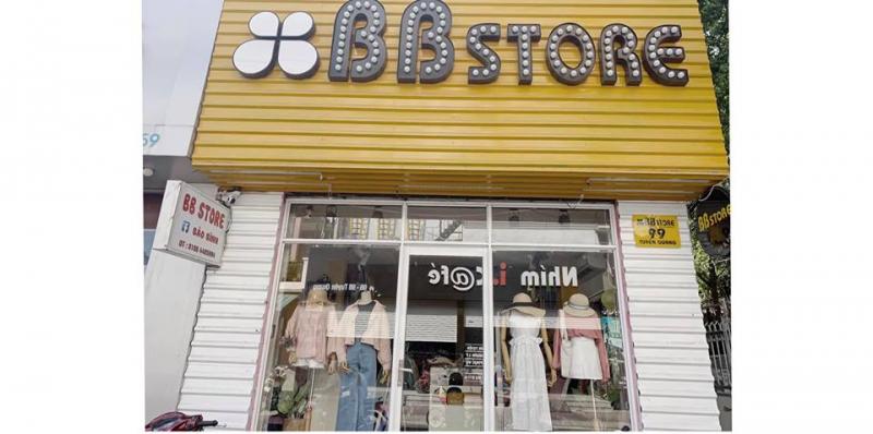 BB Store là thương hiệu thời trang tuổi teen xinh xắn chuyên về thiết kế độc đáo và cá tính, mang đến thật nhiều điều bất ngờ cho các bạn khám phá.