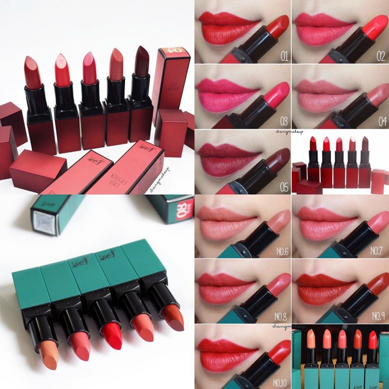 Bbia Last Lipstick ver 1, 2