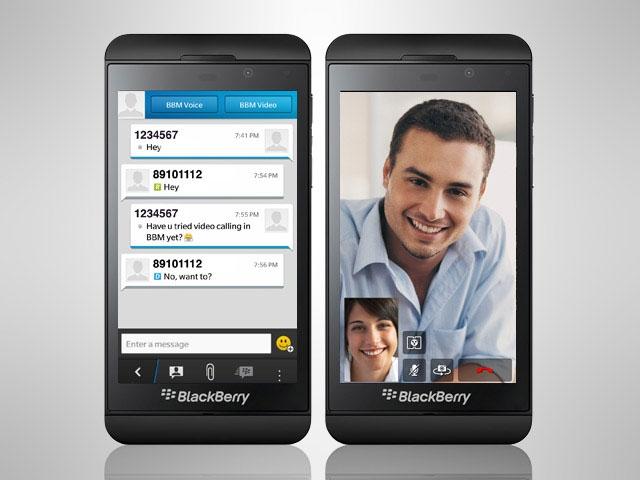 BBM đã được bổ sung tính năng gọi video và được mọi người đón nhận nồng nhiệt bởi một chất lượng cuộc gọi tuyệt vời