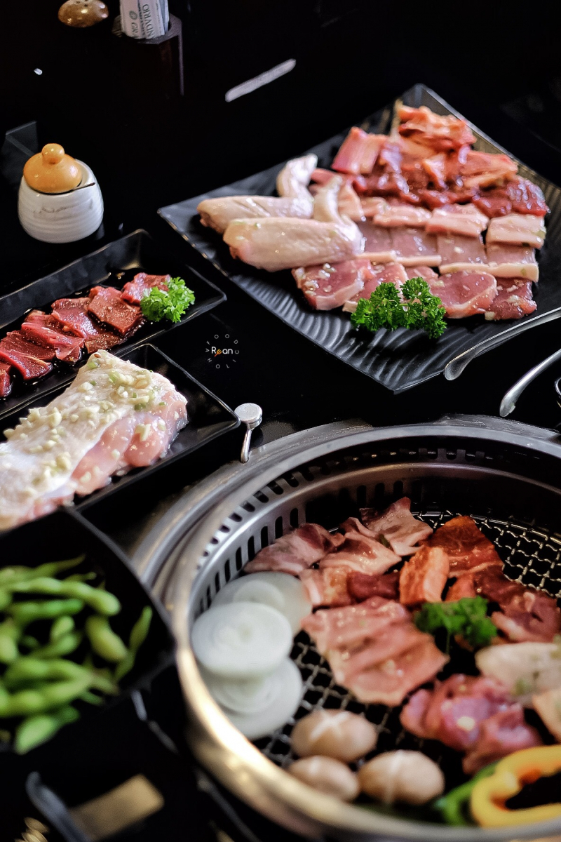BBQ Hanatei - Đống Đa