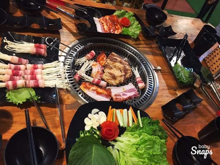 BBQ Sonamu Vĩnh Yên