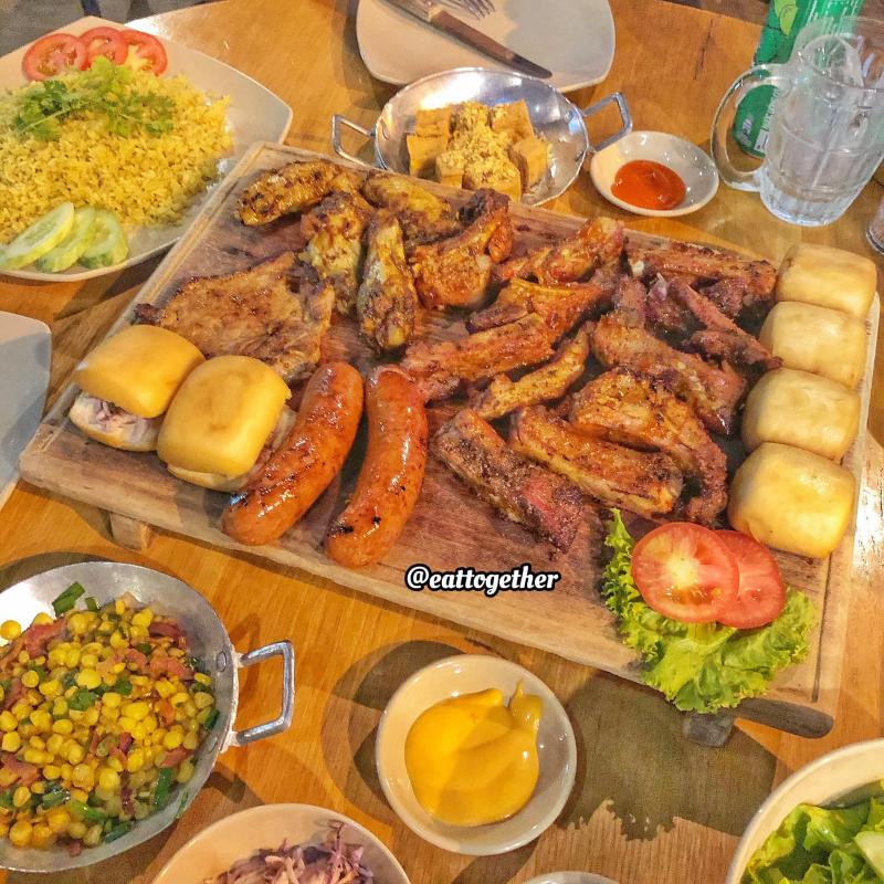 BBQ Un In Restaurants