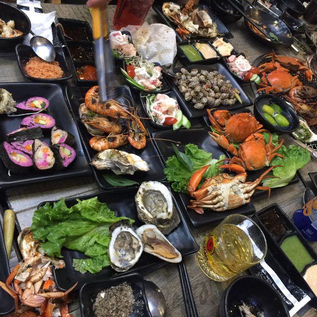 BBQ Vườn Nướng Nha Trang