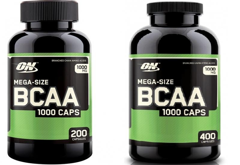 """BCAA được ví như """"nguyên liệu cho cơ bắp"""""""
