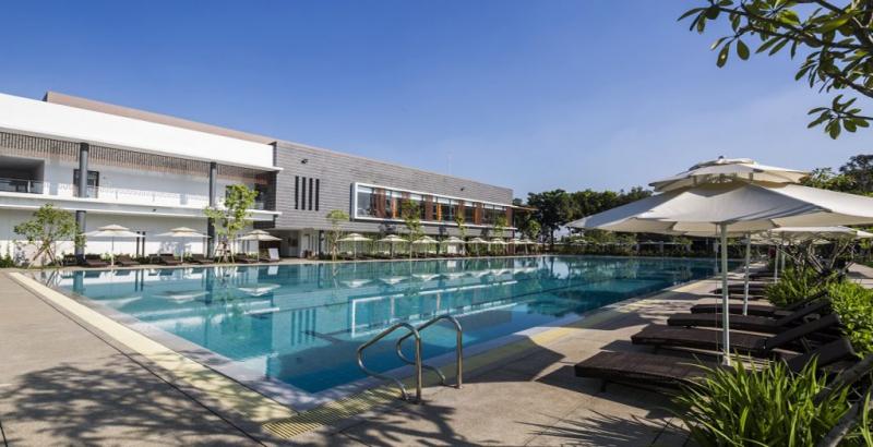 Bể bơi Aeon Mall Tân Phú
