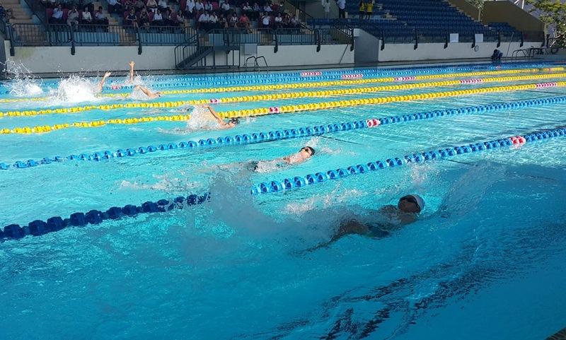 Bể bơi Đại học thể dục thể thao Đà Nẵng