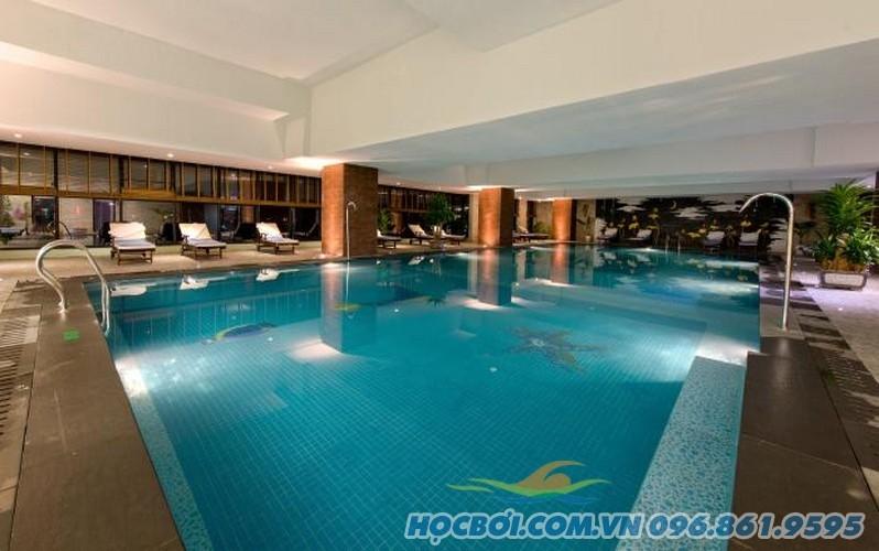 Bể bơi Mường Thanh Đà Nẵng