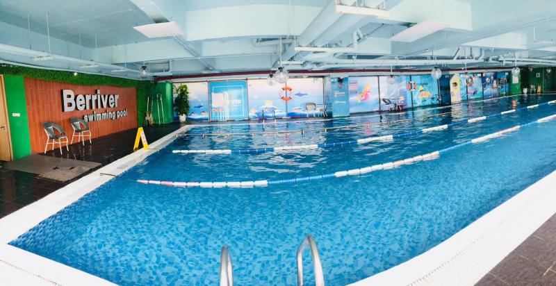 Bể Bơi Long Biên