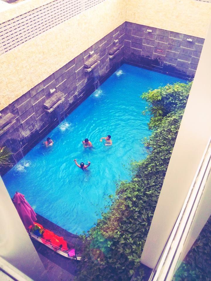Bể bơi Sao Sáng độc đáo