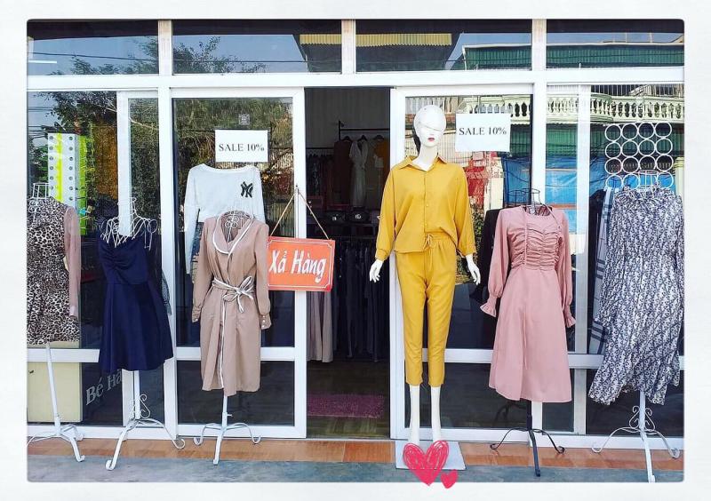 Shop áo quần bé Hằng có rất nhiều một để khách hàng lựa chọn