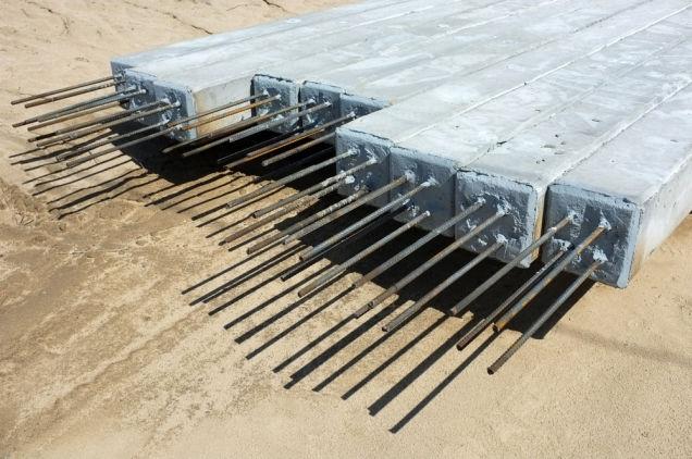 Bê tông được sử dụng nhiều trong các công trình vĩ đại ngày xưa