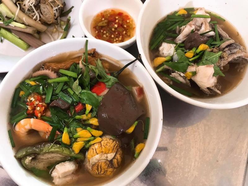 Bé Xíu - Bún Thái & Bún Mắm