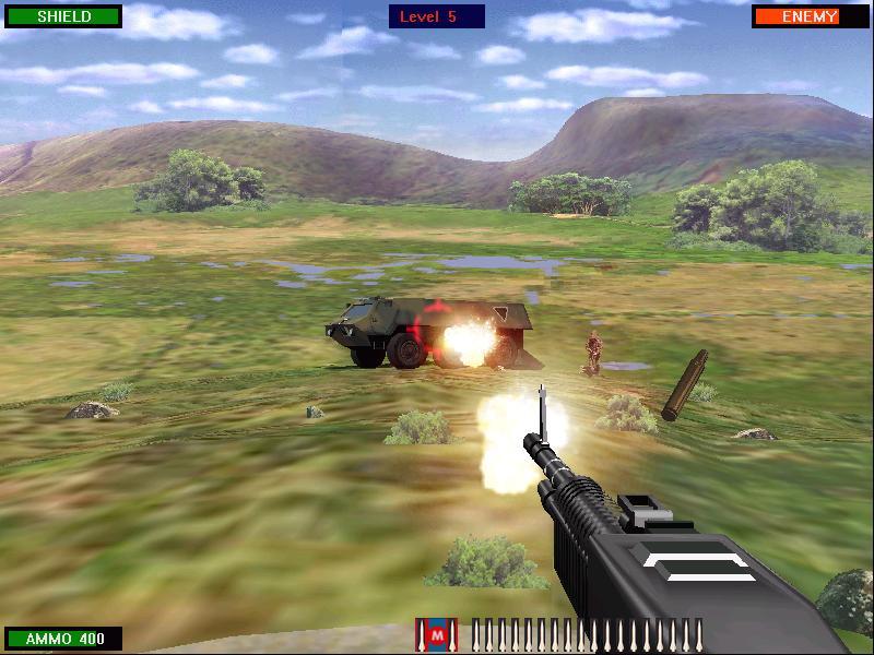 Tựa game Beach Head 2002