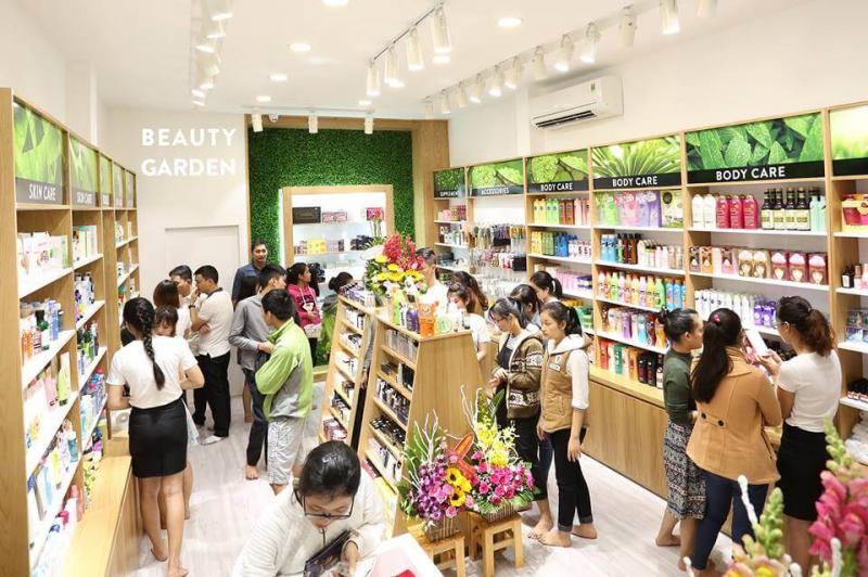 Beauty Garden được nhiều khách hàng tin tưởng