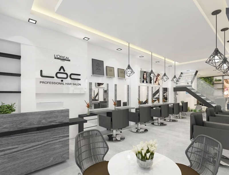 Beauty salon Lộc