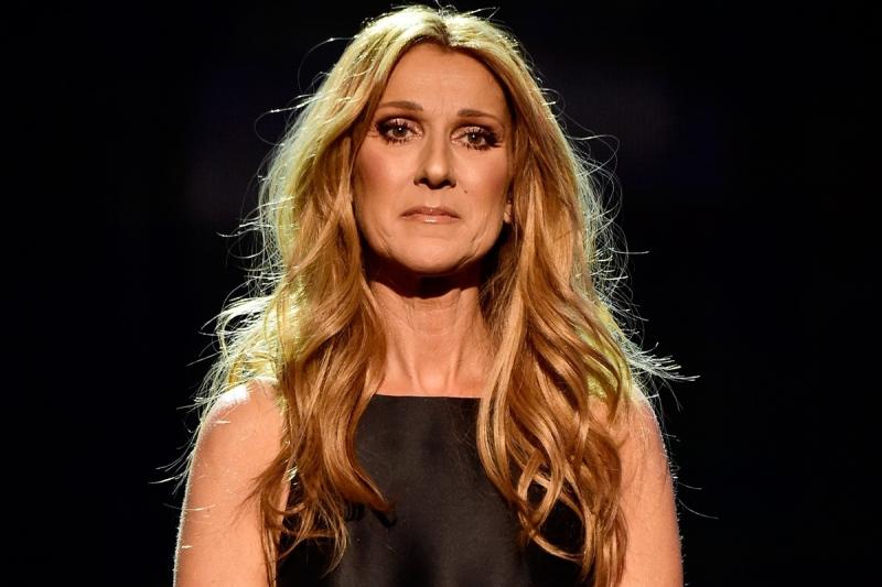 Ca sĩ Celine Dion