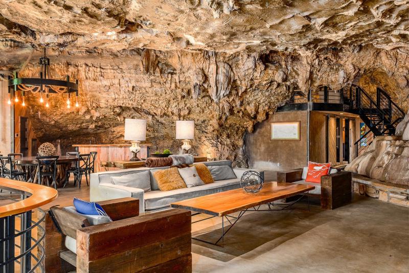 Khách sạn Beckham Creek Cave