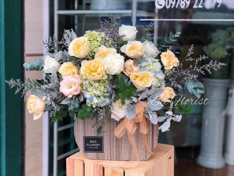 Mẫu hoa được yêu thích tại Bee Florist