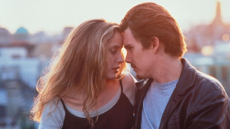 Phim Before Sunrise trilogy
