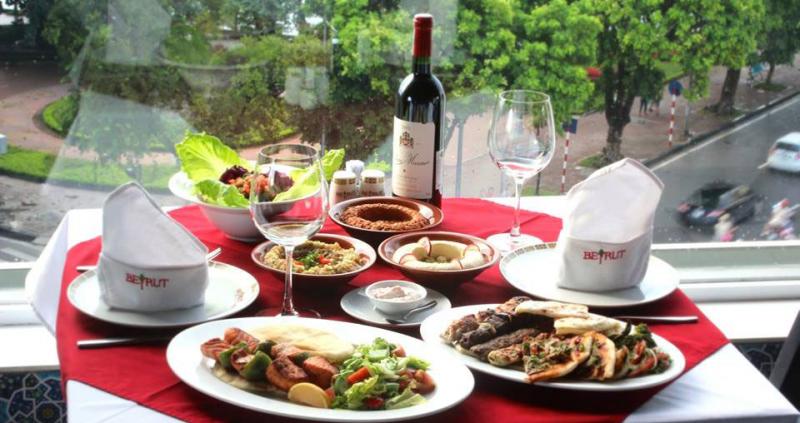 Beirut Restaurant - Ẩm Thực Trung Đông