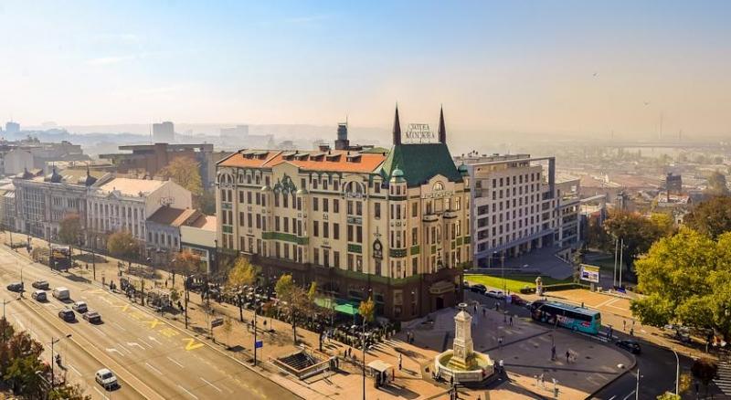Belgrade là nơi dành cho những ai muốn gặp gỡ một trung tâm thành phố sống động và đầy thú vị