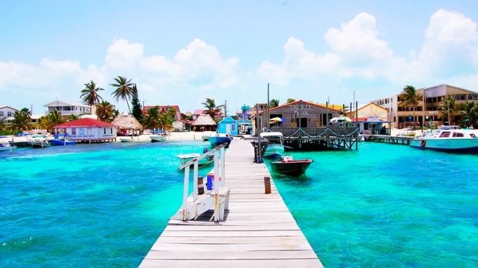 Belize brims với vẻ đẹp tự nhiên