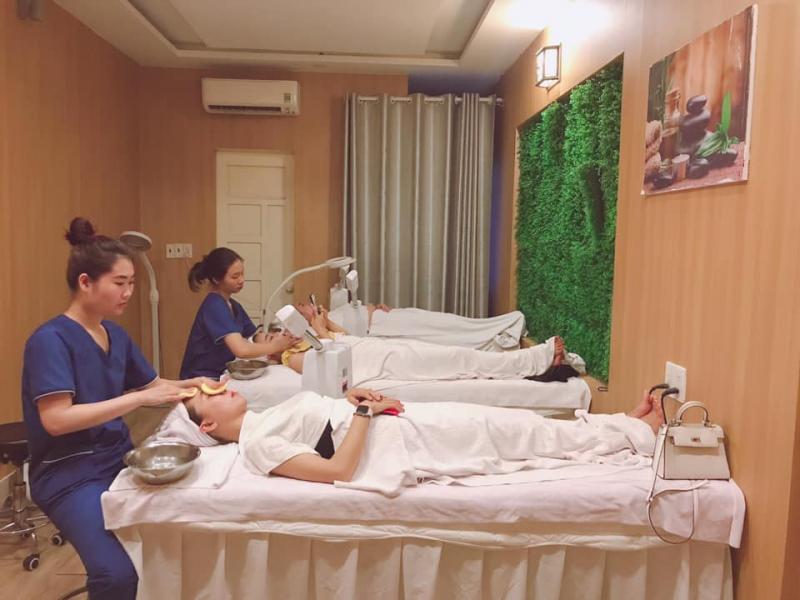Bella spa Huế