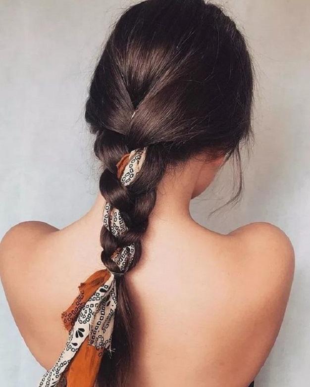 Bện cùng tóc