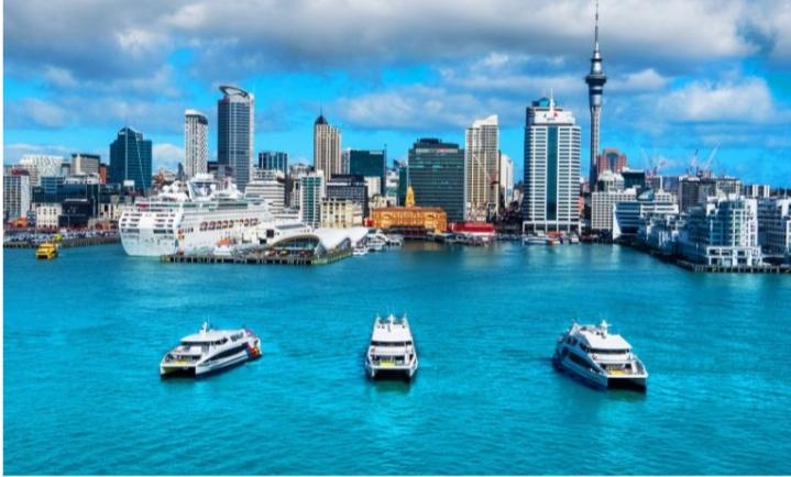 Bến phà Auckland