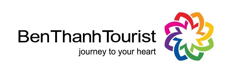 Logo Bến Thành Tourist