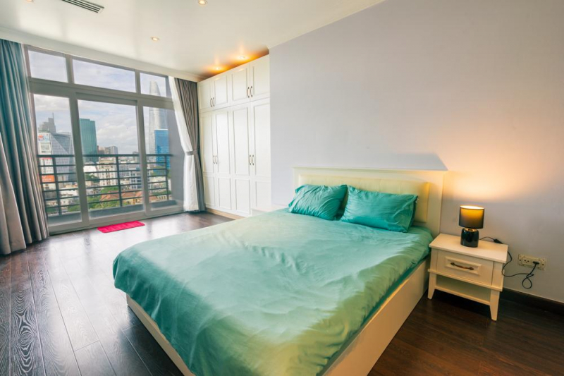 Ben Thanh Tower Apartment
