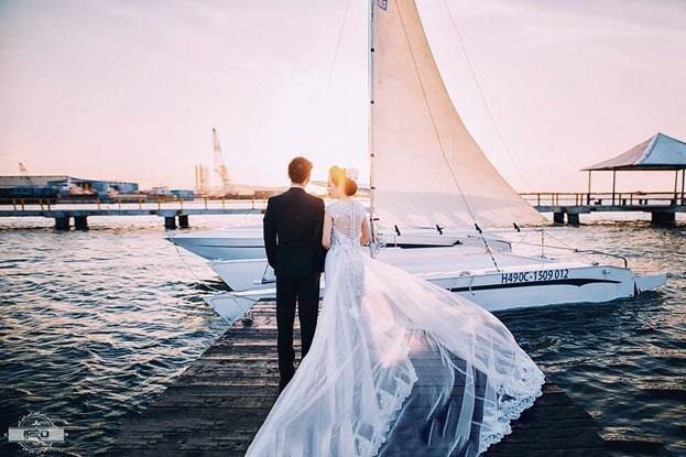 Chụp ảnh cưới siêu đẹp