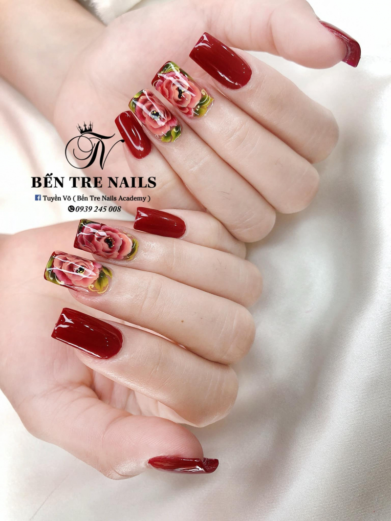 Bến Tre nails