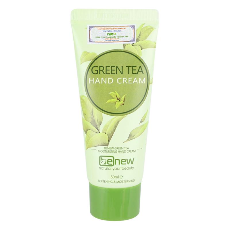 Benew Green Tea Hand Cream